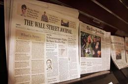 Cuộc chiến tiền quảng cáo của báo chí Mỹ với Facebook, Google