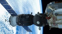 Tàu vũ trụ Soyuz MS-14 mang theo người máy Skybot F-850 của Nga kết nối thành công với Trạm ISS
