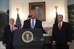 'Học thuyết Trump' nhìn qua vấn đề Syria