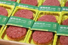 Thiếu thịt lợn vì dịch, Trung Quốc sản xuất thịt nhân tạo