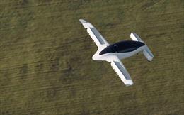Trải nghiệm taxi bay đầu tiên trên thế giới