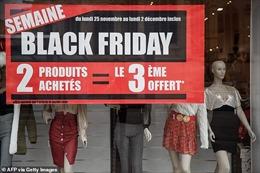 Pháp muốn cấm Black Friday vì mua sắm quá đà, ô nhiễm, tắc đường