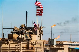 Mỹ rút quân khỏi 2 căn cứ ở Syria