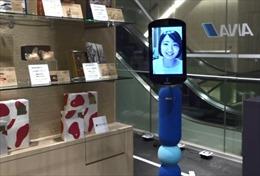Robot giúp người dùng ngồi một chỗ, hiện diện ở mọi nơi