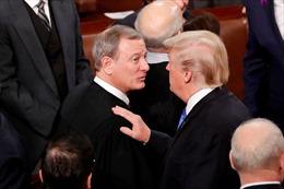 Vị thẩm phán trong phiên tòa luận tội Tổng thống Trump