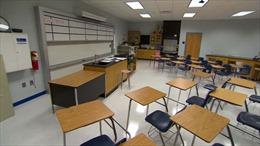 Trường học Mỹ loay hoay giữa mê cung hướng dẫn mở cửa trở lại