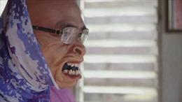 Khẩu trang kinh dị đắt hàng ở Philippines