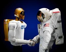 Cuộc đua đưa phi hành gia robot lên vũ trụ cùng con người