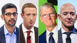 Đánh giá màn điều trần của bộ tứ CEO công nghệ Mỹ trước quốc hội