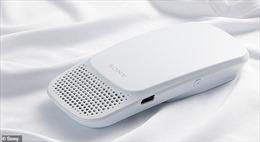 Sony ra mắt điều hòa không khí cá nhân để vừa cổ áo, giảm được 5 độ C