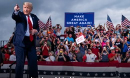 Tổng thống Trump và Joe Biden - Hai phong cách tranh cử đối lập giữa đại dịch