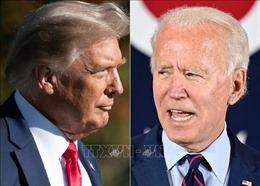 Bầu cử Mỹ: Tổng thống Trump và ông Biden chuẩn bị gì cho tranh luận cuối cùng?