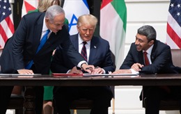 Trung Đông – Món quà chia tay tốt đẹp Tổng thống Trump để lại cho ông Biden