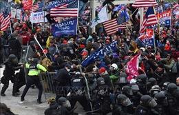 Chính trường Mỹ rối ren trước ngày ông Joe Biden nhậm chức