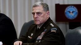 Tướng lĩnh quân đội Mỹ ra tuyên bố hiếm hoi phản đối nổi loạn ở Quốc hội