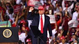 Tổng thống Trump vẫn nợ các thành phố gần 2 triệu USD