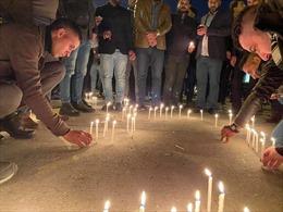 Hàng nghìn người tưởng niệm một năm ngày Tướng Soleimani bị sát hại