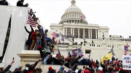 Biểu tình lan từ Quốc hội Mỹ tới nghị viện nhiều tiểu bang