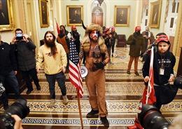 FBI, cảnh sát truy lùng những kẻ gây bạo loạn ở Quốc hội Mỹ
