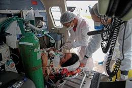 Ổ dịch COVID-19 ở Brazil bị ví với bom nguyên tử, 'lò ấp' biến thể