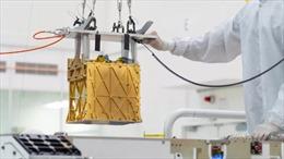 NASA sắp thử nghiệm thiết bị tạo ô-xy đặc biệt trên Sao Hỏa