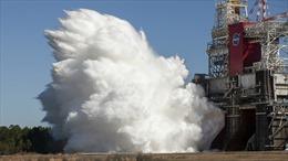 NASA tung video thử động cơ tên lửa đưa tàu vũ trụ lên Sao Hỏa