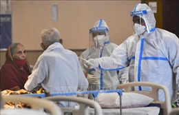 COVID-19 tới 6h sáng 25/4: Thế giới vượt 147 triệu ca bệnh; Ấn Độ lại lập kỷ lục về ca mắc và tử vong