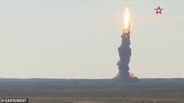 Vừa rút quân khỏi biên giới gần Ukraine, Nga lập tức thử tên lửa phòng thủ mới