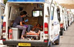Bi kịch bị 15 bệnh viện từ chối của người phụ nữ Ấn Độ mắc COVID-19