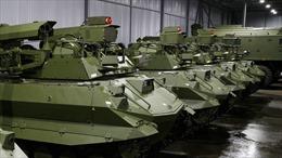 Vũ khí tương lai của Nga: Robot chiến tranh tự tìm mục tiêu, tiêu diệt kẻ thù