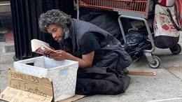 Bất ngờ trước New York xấu xí sau COVID-19: Người vô gia cư, tội phạm tràn phố