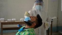 Bang ở Ấn Độ cứ hai người xét nghiệm thì có một người mắc COVID-19