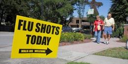 Phong tỏa phòng COVID-19, Mỹ tình cờ xóa sổ 2 chủng cúm