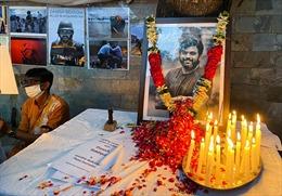 Phóng viên ảnh Reuters bị Taliban đánh úp giết hại, phân xác dã man