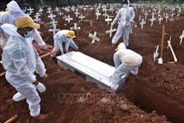 COVID-19 tại ASEAN hết 8/8: Cả khối vượt 8 triệu ca mắc; Indonesia có gần 1.500 ca tử vong mới
