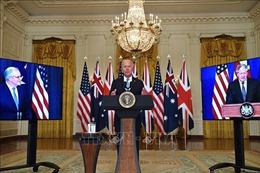 Cuộc đàm phán siêu bí mật dẫn tới sự ra đời của liên minh AUKUS Mỹ-Anh-Australia