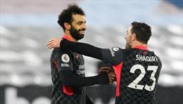 Salah 'thông nòng', Liverpool đánh hạ West Ham