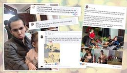 Cộng đồng mạng xúc động trước hình ảnh đời thường của 'siêu nhân' cứu cháu bé rơi từ tầng 13