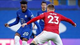 Bất phân thắng bại trên sân Stamford Bridge, Chelsea và MU níu chân nhau