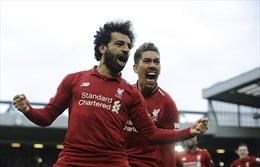 Thắng kịch tính Tottenham, Liverpool đòi lại ngôi đầu