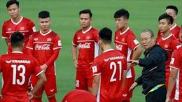 Chiều 1/7 sẽ bốc thăm vòng loại thứ 3 World Cup 2022 khu vực châu Á