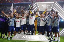 Quật ngã 'hùm xám' Bayern, 'gà trống' Tottenham vô địch Audi Cup 2019