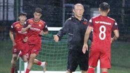 HLV Park Hang-seo chốt danh sách 24 cầu thủ sang Thái Lan