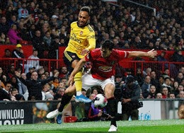 MU-Arsenal: 'Derby nước Anh' nhạt nhòa