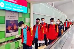 AFC điều chỉnh giờ thi đấu trận đội tuyển Trung Quốc gặp đội tuyển Việt Nam