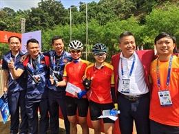 Kết thúc buổi sáng ngày đầu tiên thi đấu, Việt Nam đã có 2 HCV, 3 HCB, 3 HCĐ