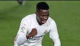 Real Madrid bị cầm hòa trên sân nhà trước Sociedad
