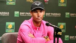 Chú của Nadal tiết lộ kế hoạch giải nghệ của tay vợt số 2 thế giới
