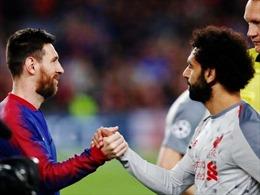 Sự khác biệt giữa Messi và Salah