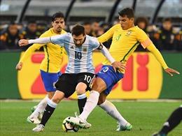 Messi một mình chống lại Selecao